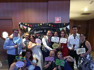 La boda de Jessica  y Aitor  1