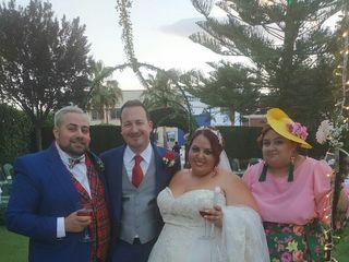 La boda de Jessica  y Aitor  2