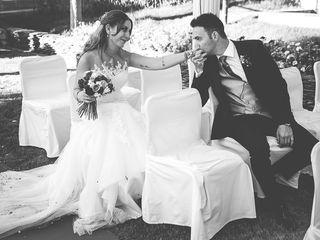 La boda de Carlos y Minerva