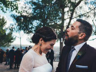 La boda de Esperanza y Julián