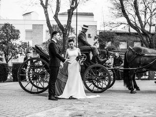 La boda de Carmen y Enrique