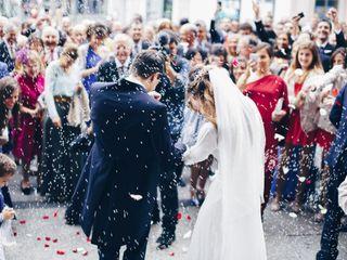 La boda de Cristina y Joaquín