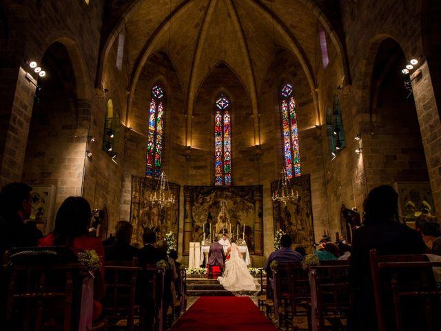 La boda de Jon y Sheila en Peralada, Girona 9