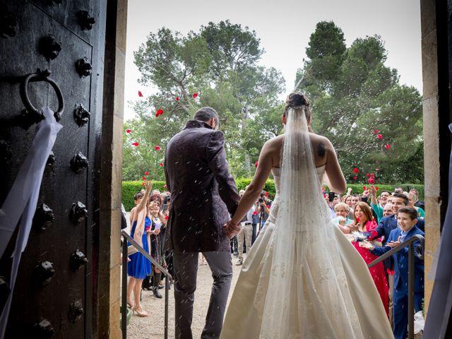 La boda de Jon y Sheila en Peralada, Girona 11