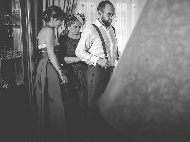 La boda de Antonio y Sara en Villena, Alicante 1