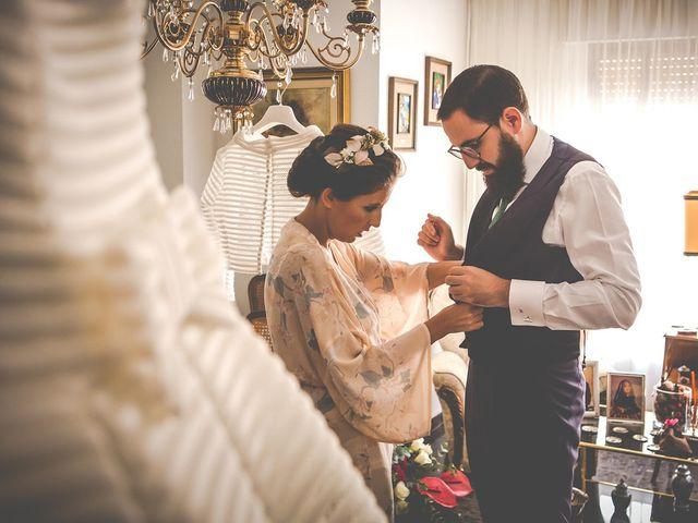 La boda de Antonio y Sara en Villena, Alicante 8