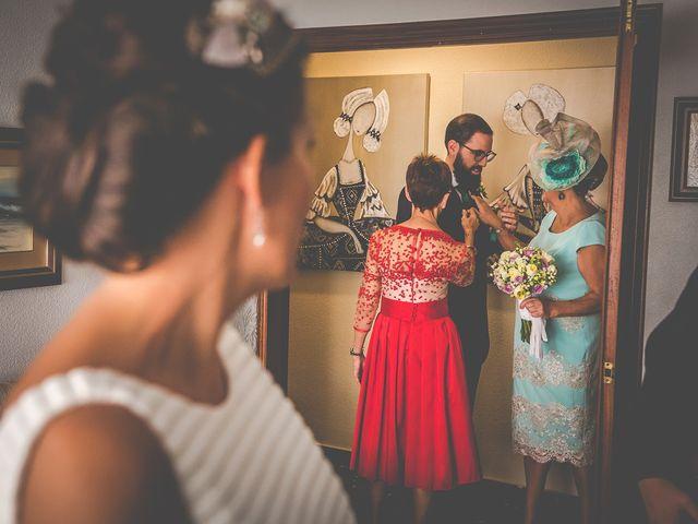 La boda de Antonio y Sara en Villena, Alicante 13