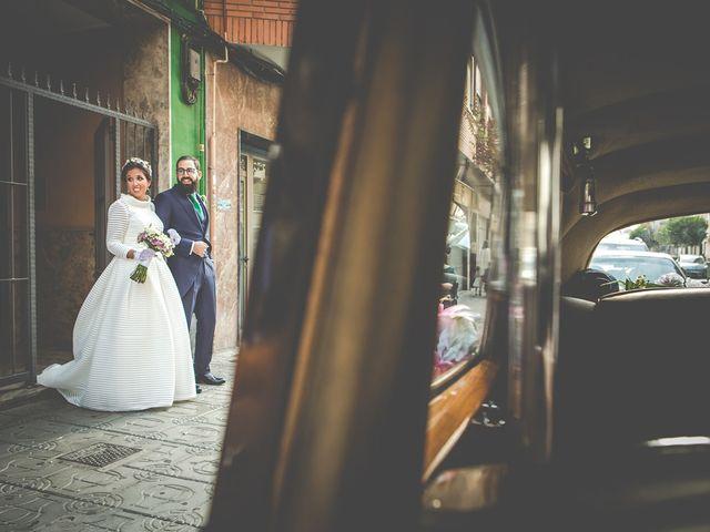 La boda de Antonio y Sara en Villena, Alicante 18