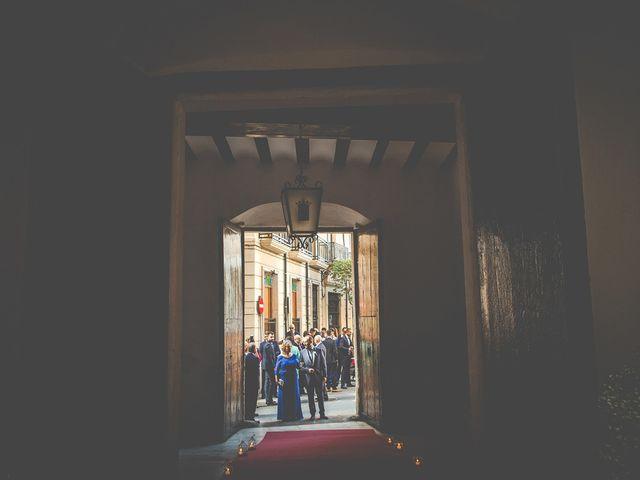 La boda de Antonio y Sara en Villena, Alicante 19