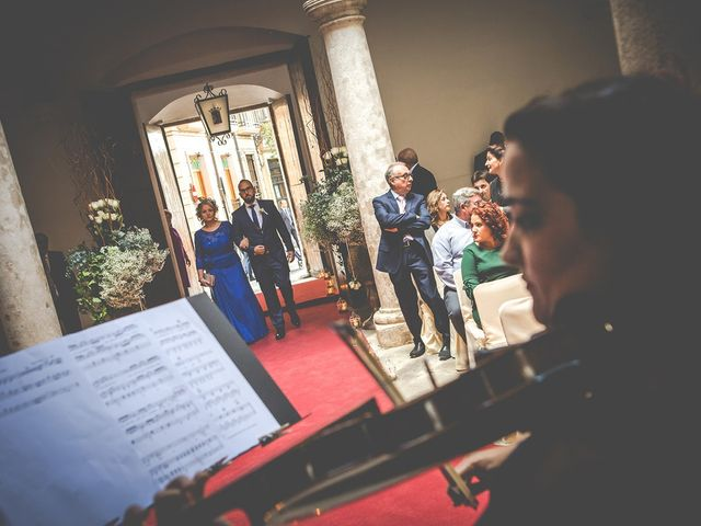 La boda de Antonio y Sara en Villena, Alicante 20