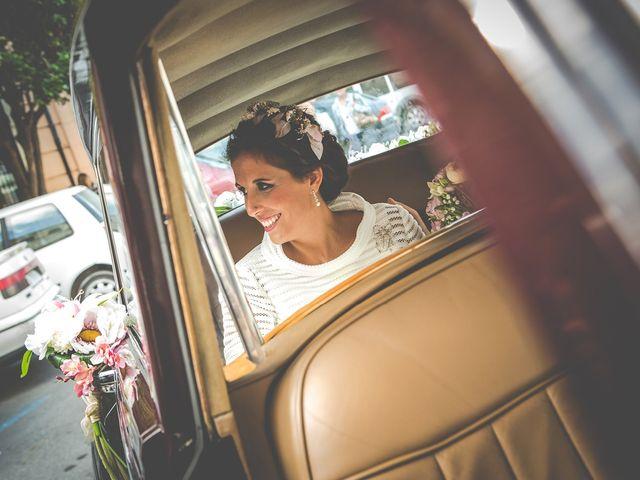 La boda de Antonio y Sara en Villena, Alicante 21