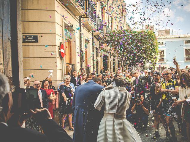 La boda de Antonio y Sara en Villena, Alicante 32