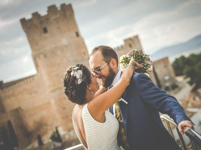 La boda de Antonio y Sara en Villena, Alicante 33