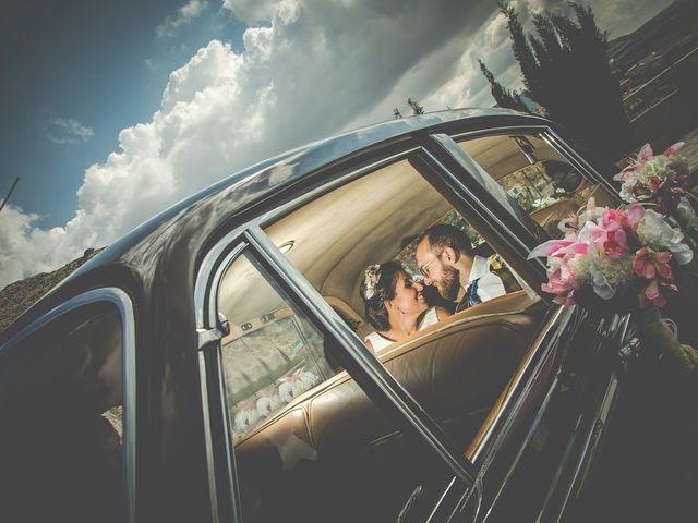 La boda de Antonio y Sara en Villena, Alicante 35