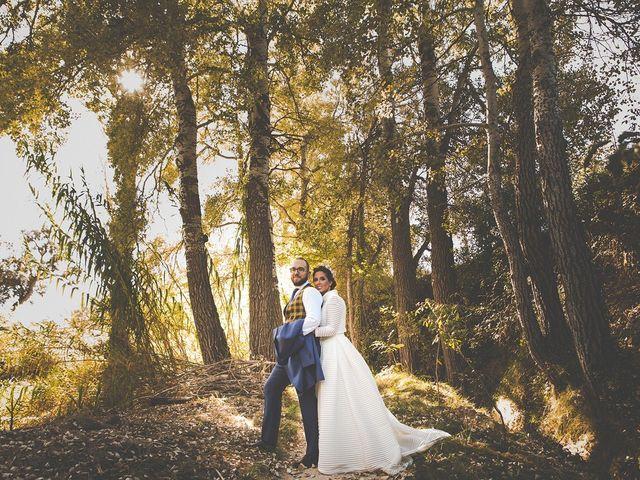 La boda de Antonio y Sara en Villena, Alicante 43
