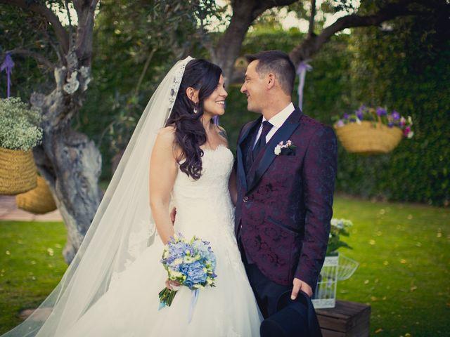 La boda de Sara y Sandro