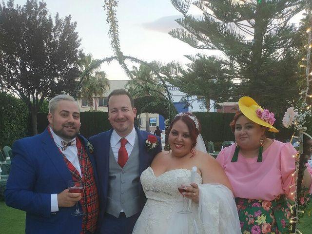 La boda de Aitor  y Jessica  en Alhaurin De La Torre, Málaga 4