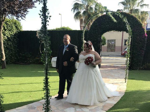 La boda de Aitor  y Jessica  en Alhaurin De La Torre, Málaga 8