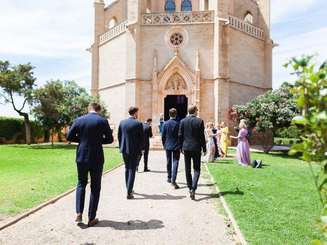 La boda de Daffgin y Christina en Lluchmajor, Islas Baleares 14