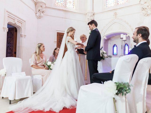 La boda de Daffgin y Christina en Lluchmajor, Islas Baleares 17