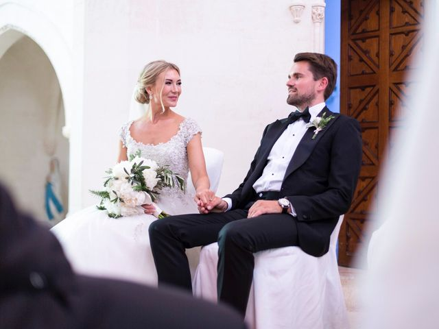 La boda de Daffgin y Christina en Lluchmajor, Islas Baleares 19
