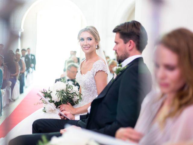 La boda de Daffgin y Christina en Lluchmajor, Islas Baleares 20
