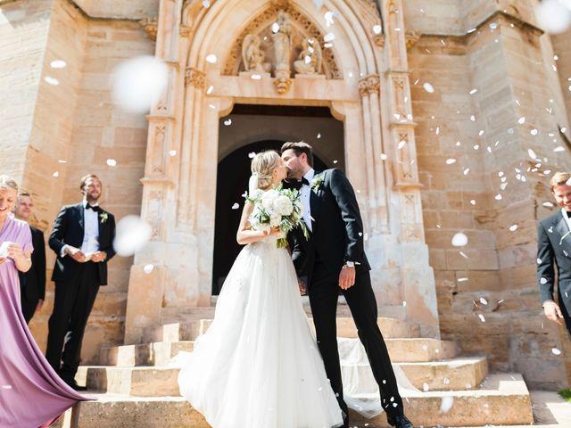 La boda de Daffgin y Christina en Lluchmajor, Islas Baleares 23