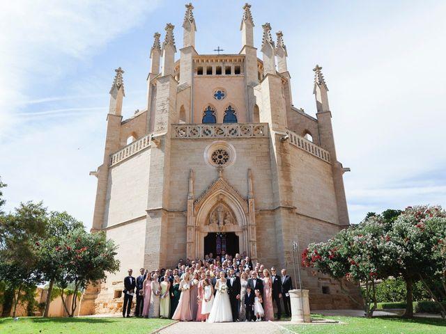 La boda de Daffgin y Christina en Lluchmajor, Islas Baleares 24
