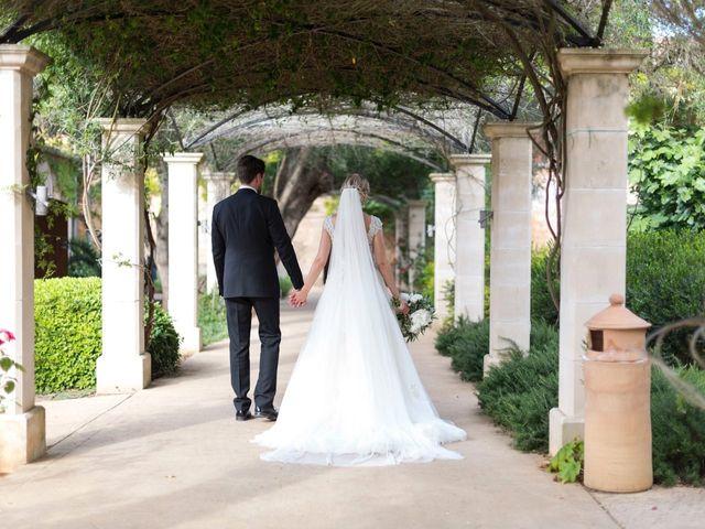 La boda de Daffgin y Christina en Lluchmajor, Islas Baleares 29