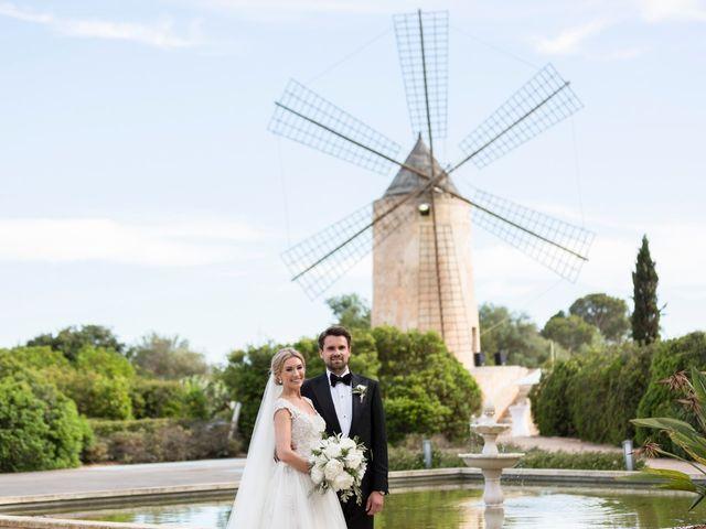 La boda de Daffgin y Christina en Lluchmajor, Islas Baleares 30
