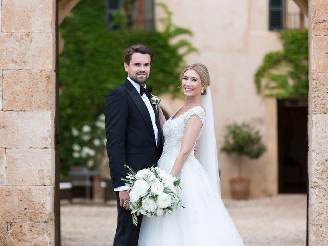La boda de Daffgin y Christina en Lluchmajor, Islas Baleares 31