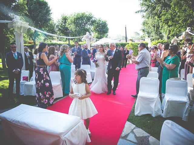 La boda de Minerva y Carlos en Madrid, Madrid 54