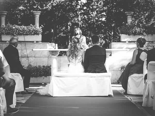 La boda de Minerva y Carlos en Madrid, Madrid 56