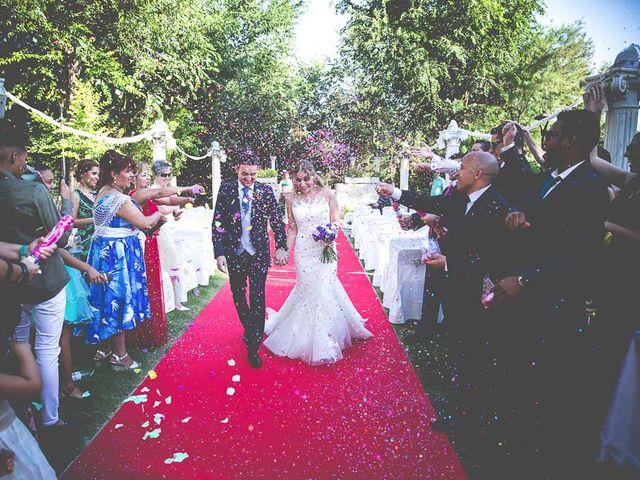 La boda de Minerva y Carlos en Madrid, Madrid 63