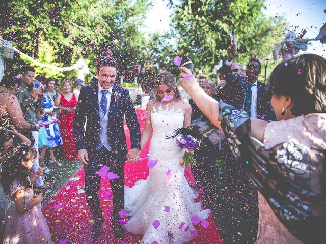 La boda de Minerva y Carlos en Madrid, Madrid 64