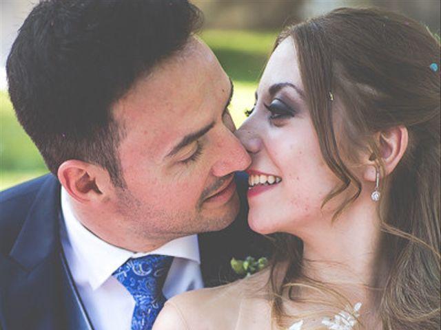 La boda de Minerva y Carlos en Madrid, Madrid 67