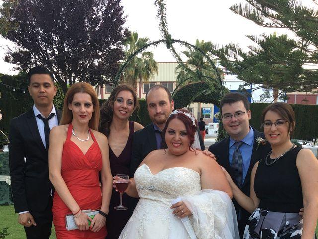 La boda de Aitor  y Jessica  en Alhaurin De La Torre, Málaga 34
