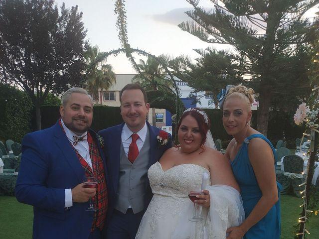 La boda de Aitor  y Jessica  en Alhaurin De La Torre, Málaga 40