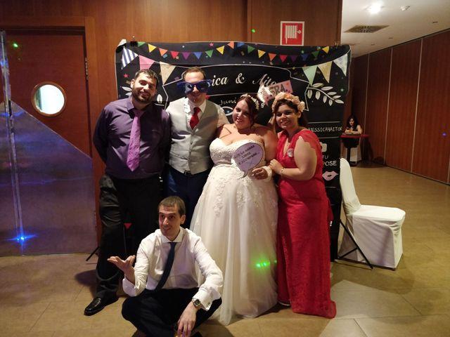 La boda de Aitor  y Jessica  en Alhaurin De La Torre, Málaga 50