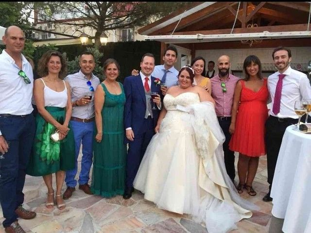 La boda de Aitor  y Jessica  en Alhaurin De La Torre, Málaga 53