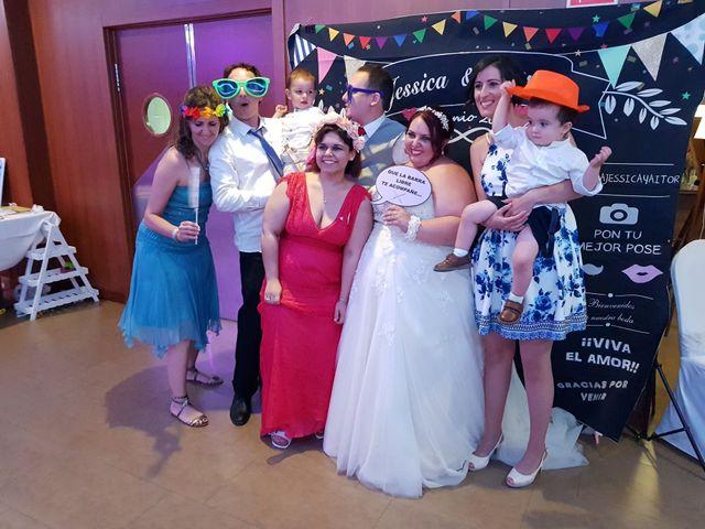 La boda de Aitor  y Jessica  en Alhaurin De La Torre, Málaga 66