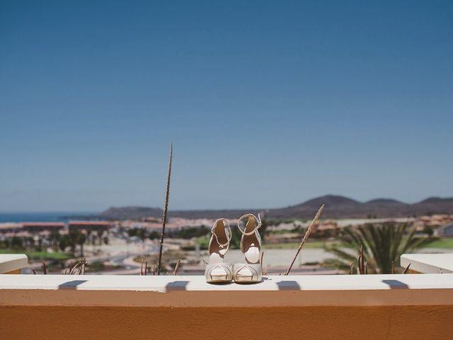 La boda de Punit y Eva en Guargacho, Santa Cruz de Tenerife 4