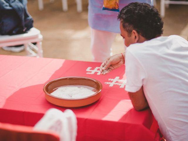 La boda de Punit y Eva en Guargacho, Santa Cruz de Tenerife 28