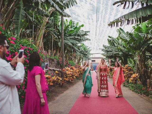 La boda de Punit y Eva en Guargacho, Santa Cruz de Tenerife 38