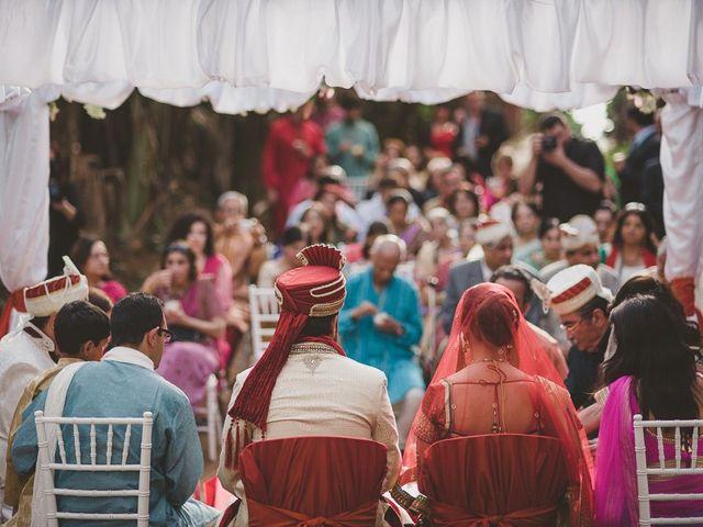La boda de Punit y Eva en Guargacho, Santa Cruz de Tenerife 39