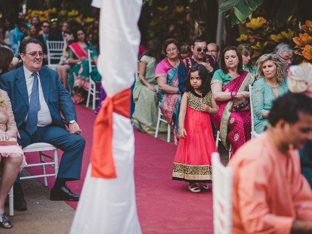 La boda de Punit y Eva en Guargacho, Santa Cruz de Tenerife 42