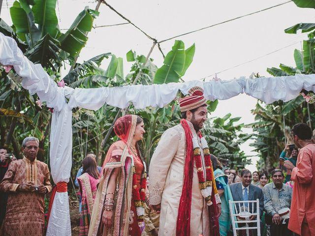 La boda de Punit y Eva en Guargacho, Santa Cruz de Tenerife 45