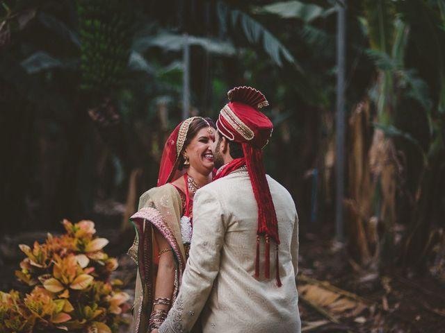 La boda de Punit y Eva en Guargacho, Santa Cruz de Tenerife 53