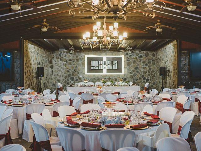 La boda de Punit y Eva en Guargacho, Santa Cruz de Tenerife 56