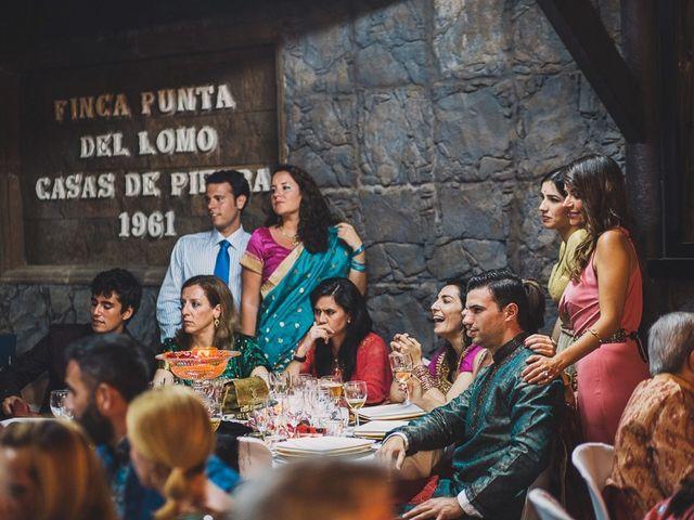 La boda de Punit y Eva en Guargacho, Santa Cruz de Tenerife 63